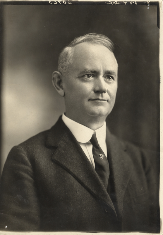 Portrait of Arthur Gray Jones
